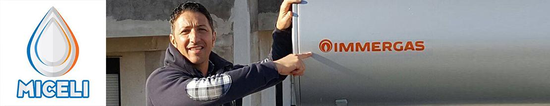 Sebastiano Miceli, da oltre 20 anni nel settore termico